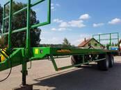 Lauksaimniecības tehnika,  Piekabes Hermētiskas piekabes, cena 10 500 €, Foto