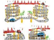 Игрушки, качели Поезда и железные дороги, цена 30 €, Фото