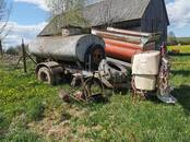 Lauksaimniecības tehnika,  Piekabes Mucas, cena 1 000 €, Foto