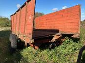 Agricultural machinery,  Trailers Tipper trailers, price 700 €, Photo