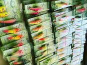 Охота, рыбалка,  Удочки и снасти Блёсны, приманки, цена 6 €, Фото