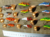 Охота, рыбалка,  Удочки и снасти Блёсны, приманки, цена 2.95 €, Фото