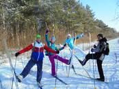 Спорт, активный отдых Беговые лыжи, цена 20 €, Фото