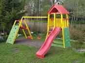 Строительные работы,  Строительные работы, проекты Детские площадки, цена 1 300 €, Фото