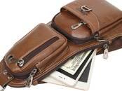 Glasses, belts, handbags, Accessories, jewelry Men's bags, handbags, price 45 €, Photo