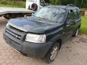 Rezerves daļas,  Land Rover Freelander, Foto