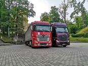 Transportation of goods and people Large-size goods transportation, price 0.70 €, Photo