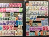Collecting Stamps and envelopes, price 25 €, Photo